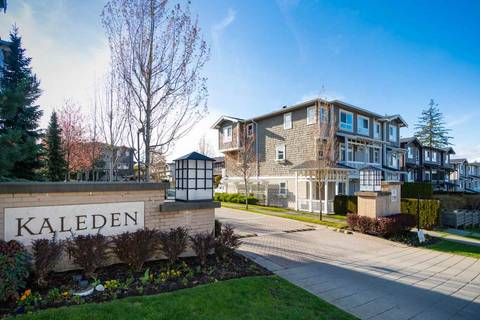 Townhouse for sale at 2729 158 St Unit 70 Surrey British Columbia - MLS: R2391203