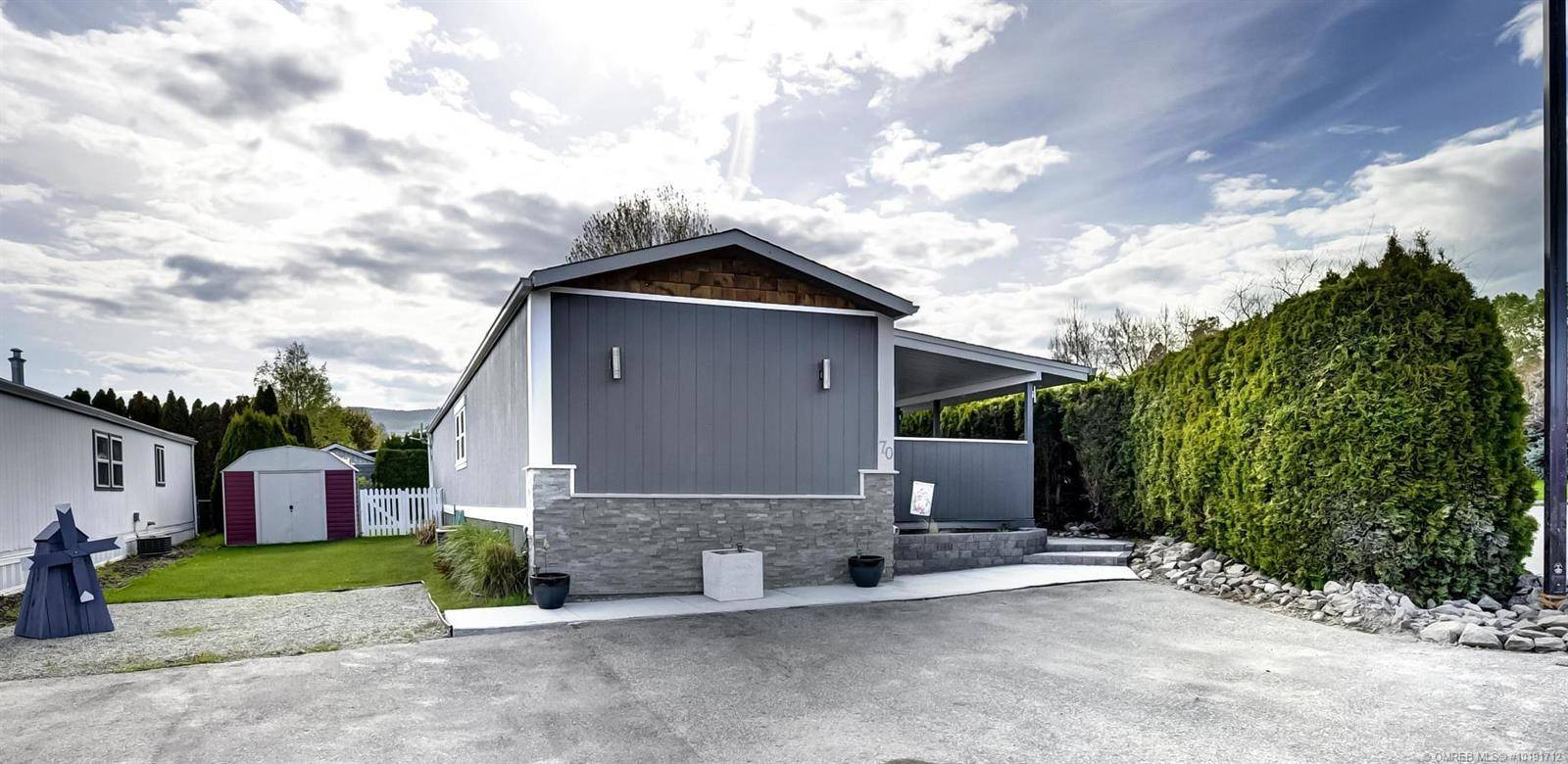 Home for sale at 3381 Village Green Wy Unit 70 Westbank British Columbia - MLS: 10191712