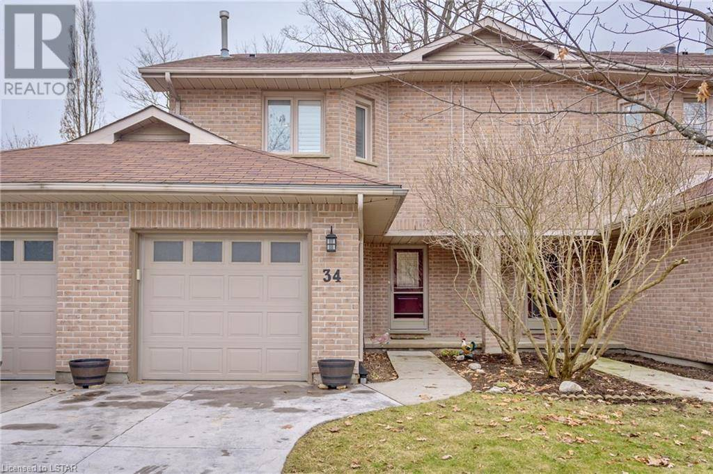 Townhouse for sale at 34 Glenroy Rd Unit 70 London Ontario - MLS: 253422
