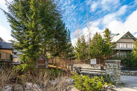 Townhouse for sale at 4335 Northlands Blvd Unit 70 Whistler British Columbia - MLS: R2359010