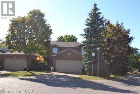 Townhouse for sale at 61 Sunnyside Dr Unit 70 London Ontario - MLS: 217192