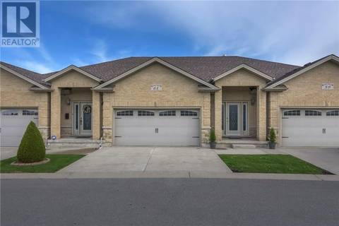 Home for sale at 61 Tanoak Dr Unit 70 London Ontario - MLS: 196757