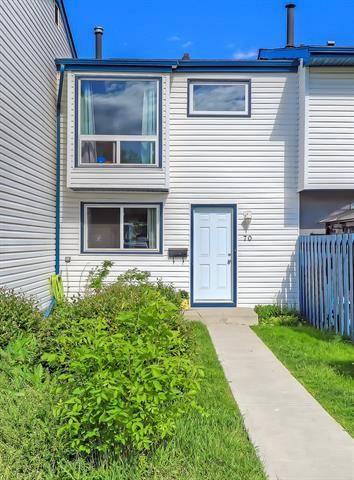 Townhouse for sale at 6440 4 St Northwest Unit 70 Calgary Alberta - MLS: C4253887