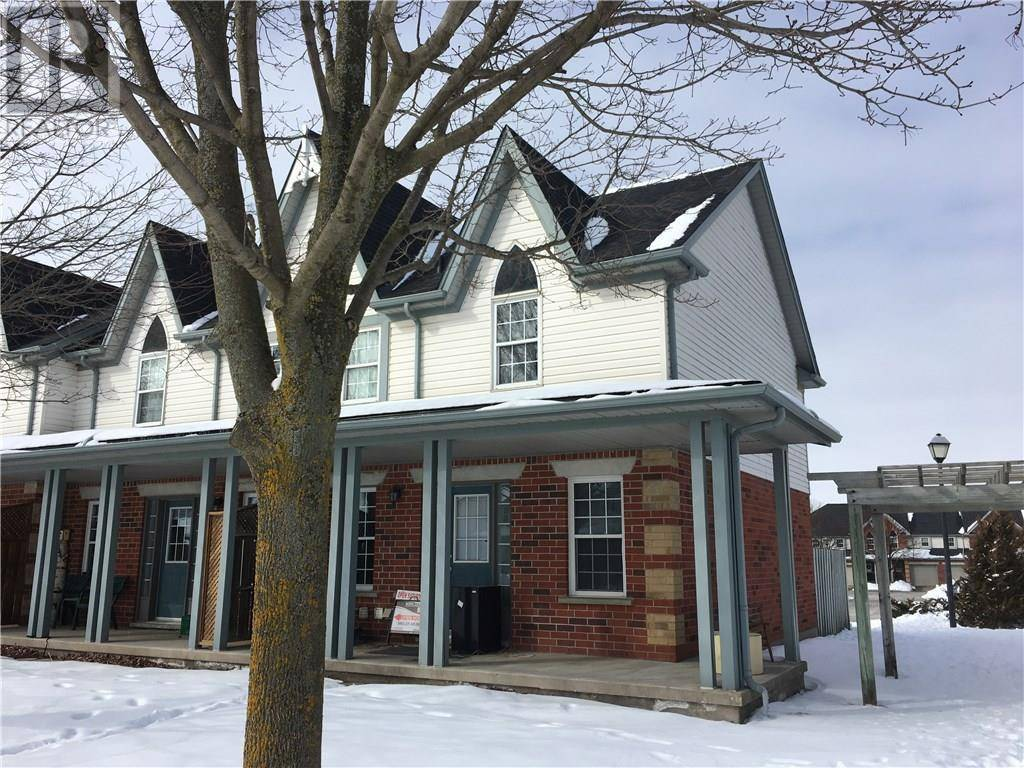Townhouse for sale at 920 Edinburgh Rd Unit 70 Guelph Ontario - MLS: 30786093