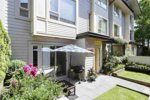 Townhouse for sale at 9229 University Cres Unit 70 Burnaby British Columbia - MLS: R2467844