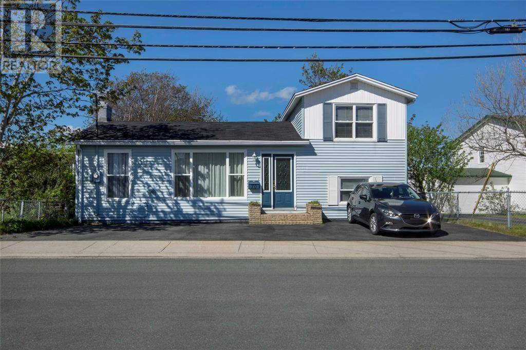 House for sale at 70 Airport Ht St. John's Newfoundland - MLS: 1208884