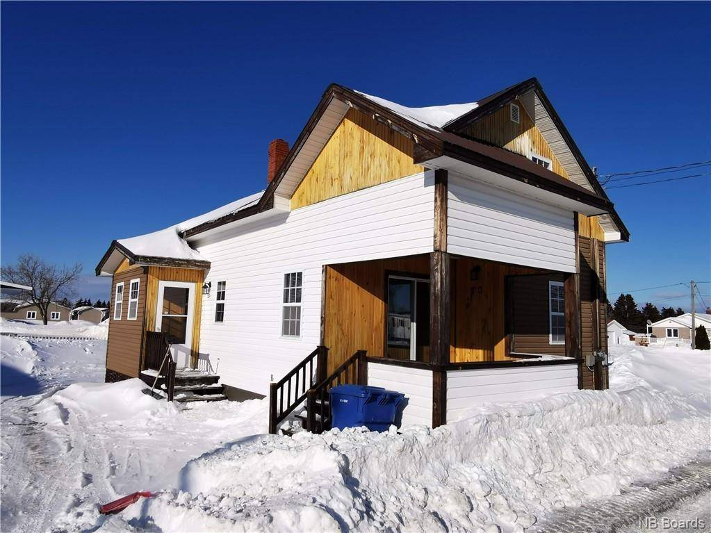 House for sale at 70 Arseneau  Petit-rocher New Brunswick - MLS: NB041161