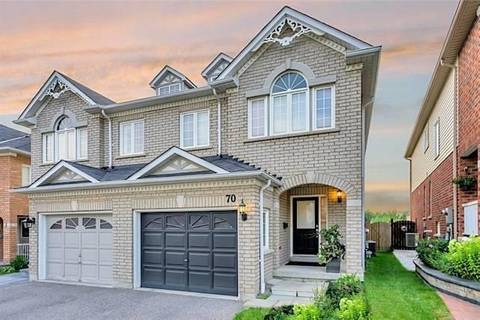 Townhouse for sale at 70 Atherton Ave Ajax Ontario - MLS: E4645725