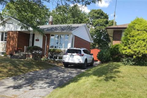 House for rent at 70 Beacham Cres Unit Ground Toronto Ontario - MLS: E4561609