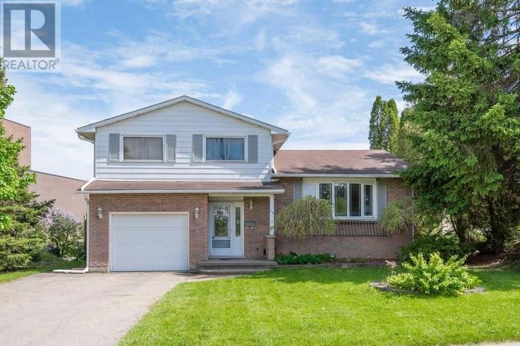 House for sale at 70 Bluevale St North Waterloo Ontario - MLS: 30809177