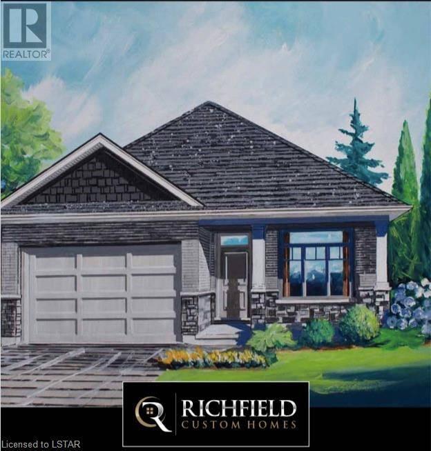 House for sale at 70 Bowman Dr Ilderton Ontario - MLS: 215711
