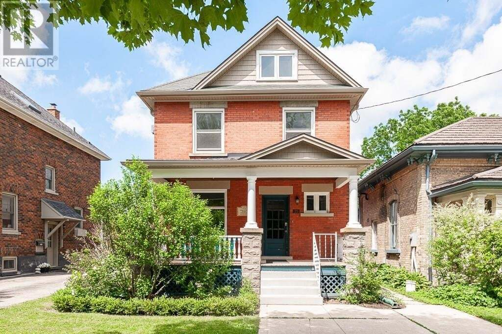 House for sale at 70 Caledonia St Stratford Ontario - MLS: 30817488
