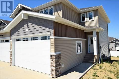 Townhouse for sale at 70 Cameron Cs Sylvan Lake Alberta - MLS: ca0161972