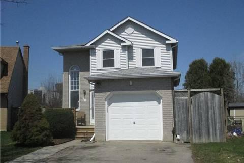 House for sale at 70 Camrose Ct Kitchener Ontario - MLS: X4424700
