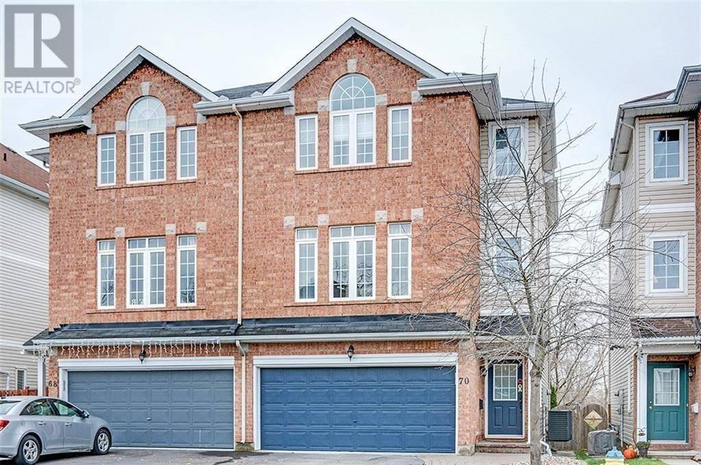 House for sale at 70 Castle Glen Cres Ottawa Ontario - MLS: 1174883