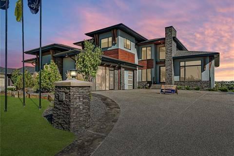 House for sale at 70 Cimarron Estates Dr Okotoks Alberta - MLS: C4265110