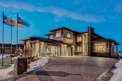 House for sale at 70 Cimarron Estates Dr Okotoks Alberta - MLS: C4288537