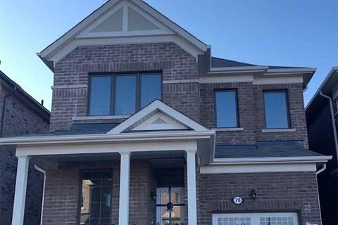 House for rent at 70 Circus Cres Brampton Ontario - MLS: W4729966