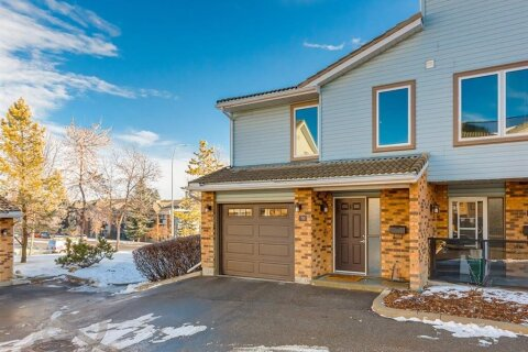 Townhouse for sale at 70 Coachway Gdns SW Calgary Alberta - MLS: A1050530