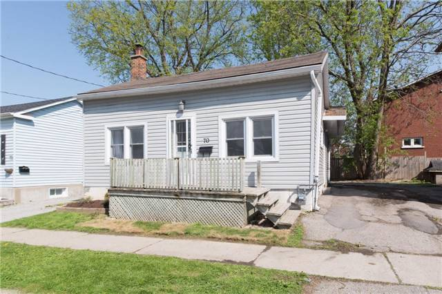 For Sale: 70 Colborne Street, Oshawa, ON | 2 Bed, 2 Bath House for $269,900. See 20 photos!