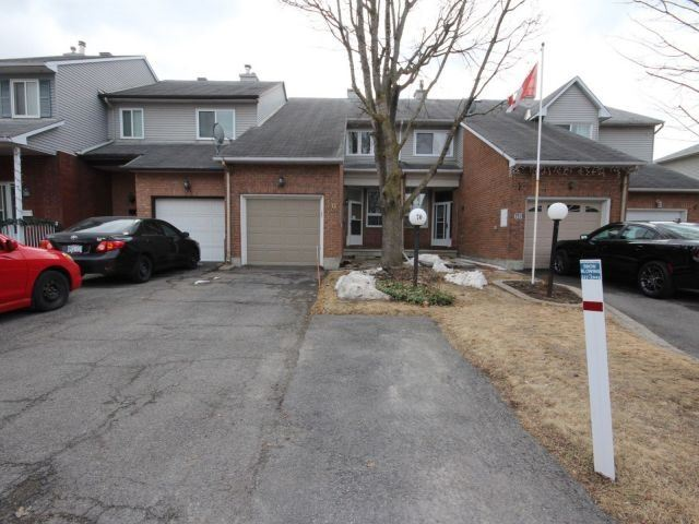 For Sale: 70 Danaher Drive, Ottawa, ON | 3 Bed, 3 Bath Townhouse for $329,900. See 20 photos!