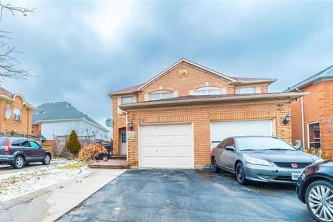 Townhouse for sale at 70 Dandelion Rd Brampton Ontario - MLS: W4667965