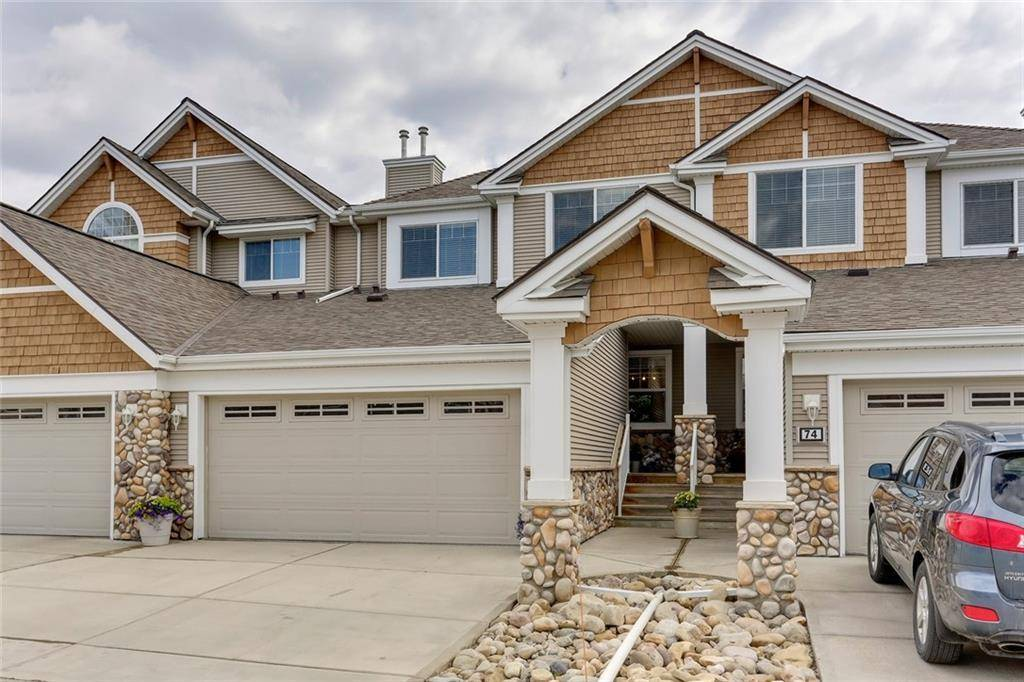 Townhouse for sale at 70 Discovery Ht Sw Discovery Ridge, Calgary Alberta - MLS: C4244783