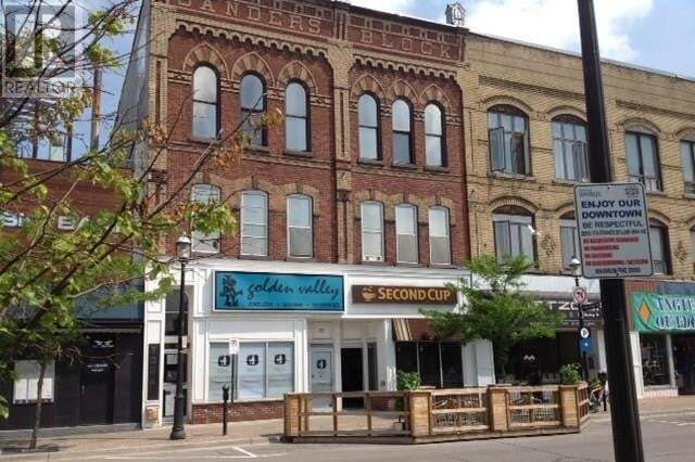 Commercial property for lease at 70 Dunlop St East Barrie Ontario - MLS: 30795632