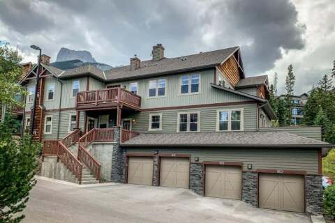 Townhouse for sale at 70 Dyrgas Gt Canmore Alberta - MLS: A1036290