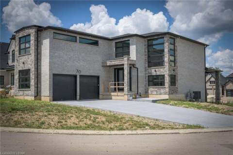 House for sale at 70 Edwin Dr London Ontario - MLS: 276671