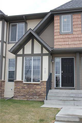 Townhouse for sale at 70 Everridge Common Southwest Calgary Alberta - MLS: C4242544