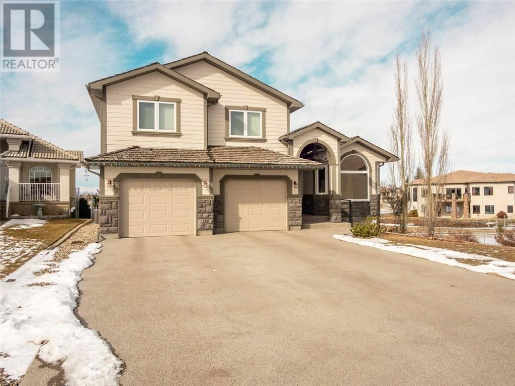House for sale at 70 Fairmont Cove S Lethbridge Alberta - MLS: ld0189399