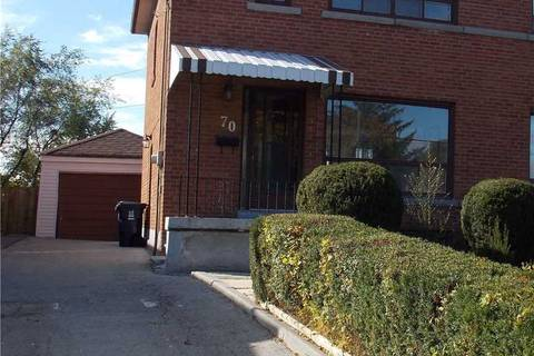 Townhouse for sale at 70 Fernando Rd Toronto Ontario - MLS: W4612742
