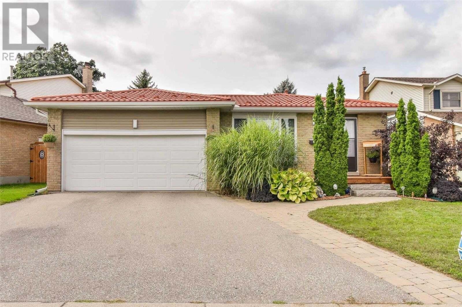 House for sale at 70 Foxridge Dr West Cambridge Ontario - MLS: X4912274