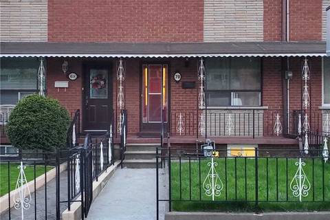 Townhouse for sale at 70 Givins St Toronto Ontario - MLS: C4455370