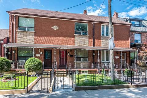 Townhouse for sale at 70 Givins St Toronto Ontario - MLS: C4701033