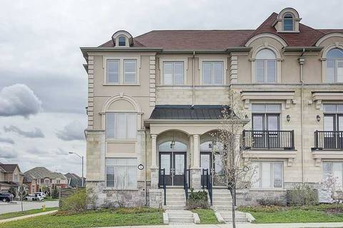 Townhouse for sale at 70 Grand Trunk Ave Vaughan Ontario - MLS: N4450895
