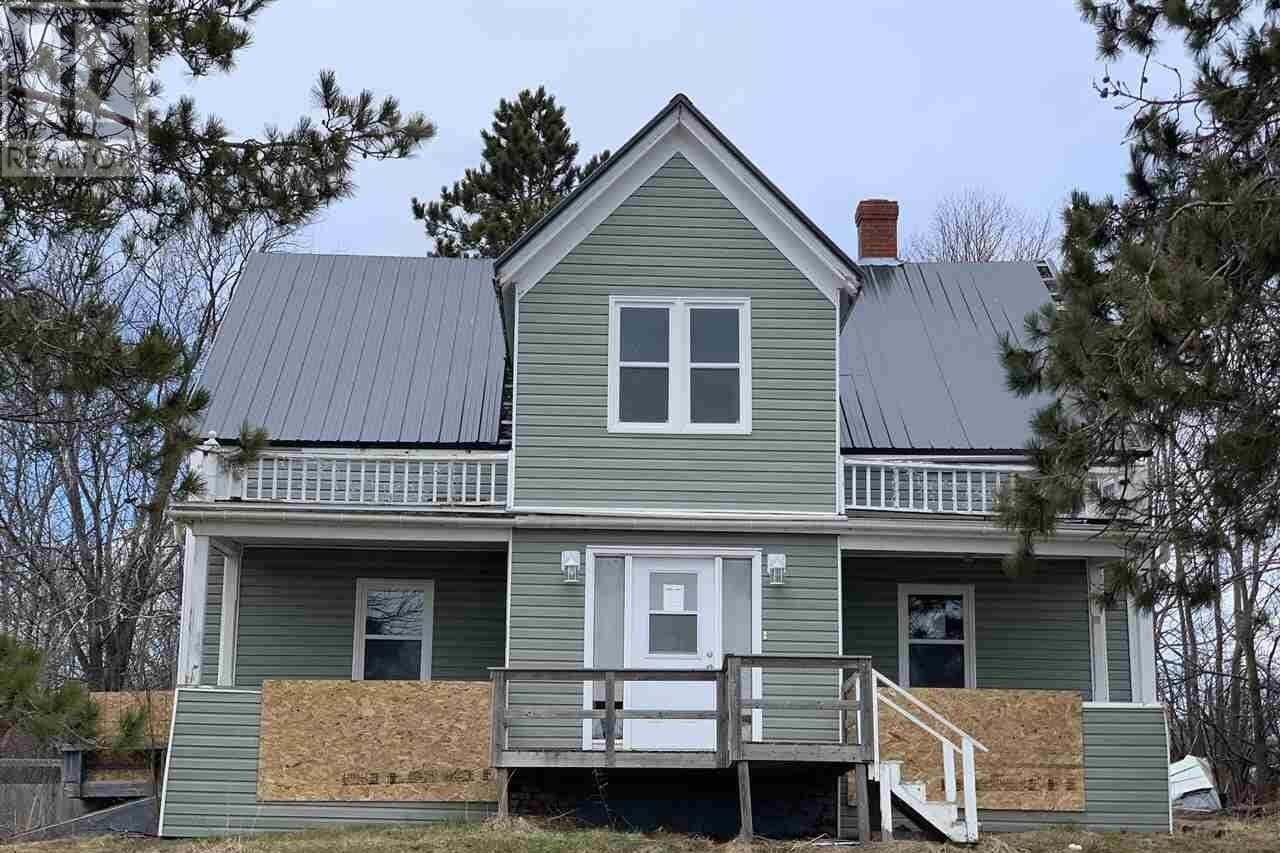 House for sale at 70 Haliburton Rd Pictou Nova Scotia - MLS: 202006461