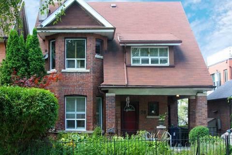 House for sale at 70 Hampton Ave Toronto Ontario - MLS: E4564426