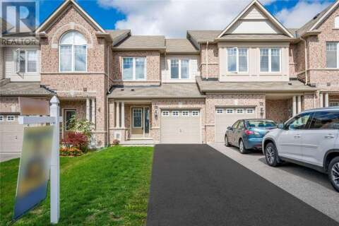Townhouse for sale at 70 Harvest Hills Blvd Newmarket Ontario - MLS: N4917844