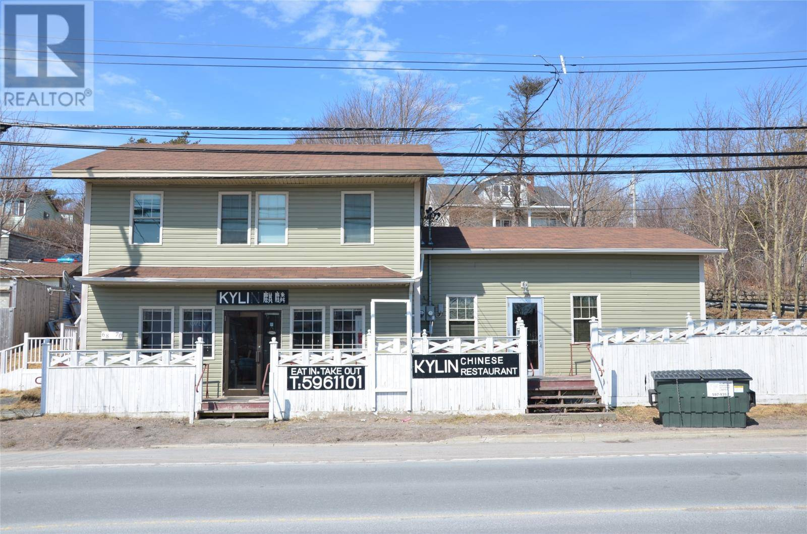 House for sale at 70 Harvey St Harbour Grace Newfoundland - MLS: 1196954