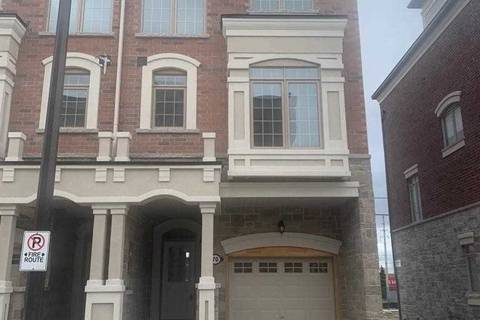 Townhouse for rent at 70 Harwood Ave Ajax Ontario - MLS: E4737245