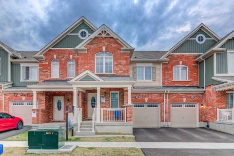 Townhouse for rent at 70 Hatt Ct Milton Ontario - MLS: W4489992