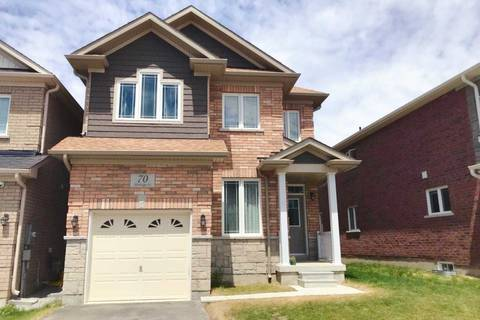 House for sale at 70 Heritage St Bradford West Gwillimbury Ontario - MLS: N4453458