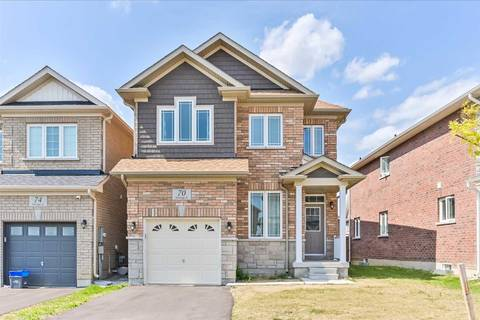 House for sale at 70 Heritage St Bradford West Gwillimbury Ontario - MLS: N4550297