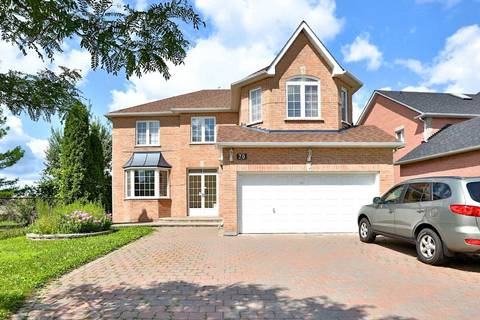 House for sale at 70 Hillcroft Dr Markham Ontario - MLS: N4423948