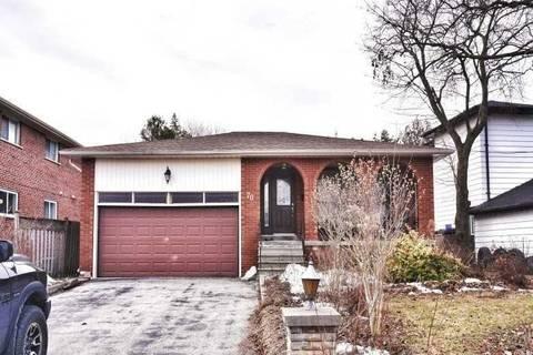 House for sale at 70 Hunt Ave Richmond Hill Ontario - MLS: N4719673