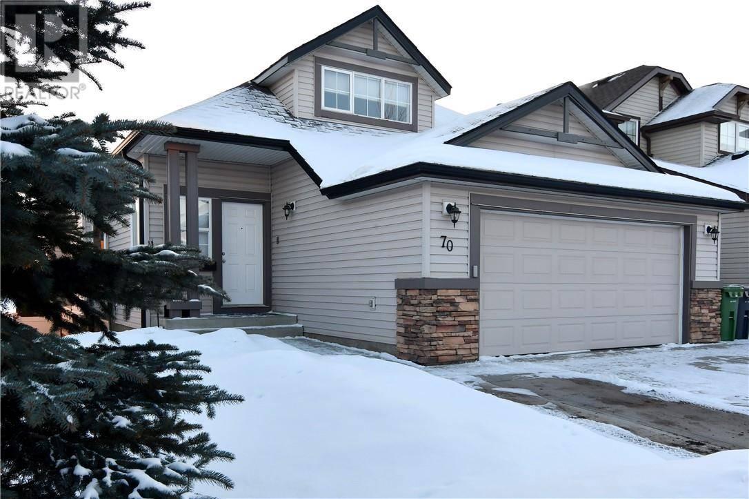 House for sale at 70 Jackson Cs Red Deer Alberta - MLS: ca0189145