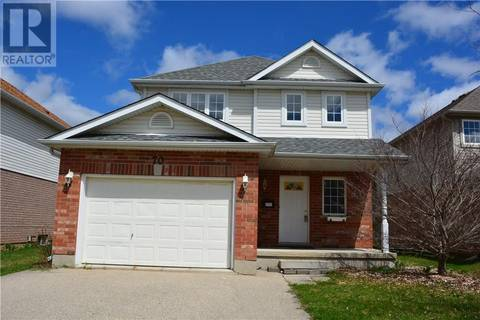 House for sale at 70 Karen Wk Waterloo Ontario - MLS: 30729529