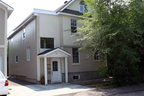 Townhouse for sale at 70 King George St S Ottawa Ontario - MLS: 1152256
